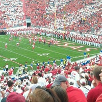 Photo taken at War Memorial Stadium / AT&T Field by Nathan S. on 9/19/2011