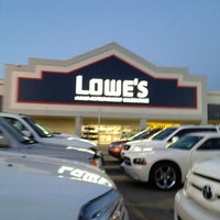 Photo taken at Lowe's Home Improvement by Christopher M. on 4/28/2012