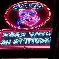 Photo taken at Pig On Beale by Jake S. on 8/27/2011