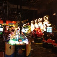 Photo taken at Dave & Buster's by Bkken L. on 5/24/2012