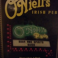 Photo taken at O'Niell's Irish Pub by Gay D. on 7/28/2012