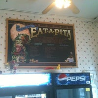 Photo taken at Eat a pita by Vices I Admire on 10/16/2011