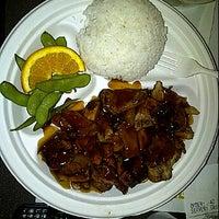 Photo taken at Teriyaki Express by Janet P. on 6/13/2011