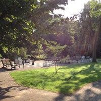 Photo taken at Stadtpark Hannover by Tilo G. on 7/4/2012