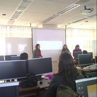 Photo taken at Diplomado Comunicación y Marketing Digital by Claudio S. on 7/28/2012