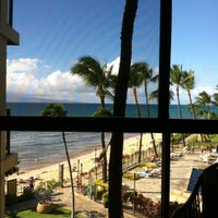 Photo taken at Aston Kaanapali Shores by Nancy G. on 8/22/2012