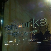 Photo taken at Fishworks by Sue B. on 1/28/2012