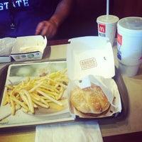 Photo taken at McDonalds by Julian S. on 11/9/2011