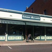 Photo taken at Calumet Merchantile by Bjørn on 7/7/2012