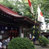 Photo taken at 長尾神社 by Osamu S. on 9/9/2012