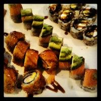 Photo taken at Wasabi Bistro by Sara on 6/11/2012