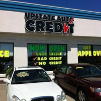 Photo taken at Upstate Auto Credit by Chris I. on 8/23/2011