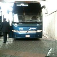 Photo taken at Sala/Gate 1 by Lino C. on 7/6/2012