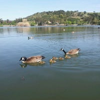 Photo taken at Almaden Lake Park by Dmytro on 5/12/2012