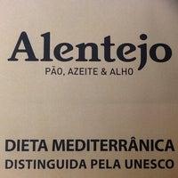 Photo taken at Alentejo - Pão, Azeite & Alho by Luiz C. on 6/11/2012