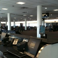 Photo taken at Concourse A by Gail H. on 11/23/2011