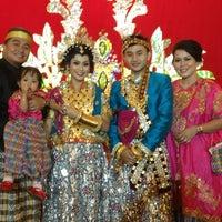 Photo taken at Mirza & Oriza Wedding Party by Mirza A. on 6/23/2012