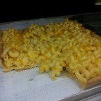 Photo taken at Krunch Pizza Bar by Richard G. on 6/22/2012