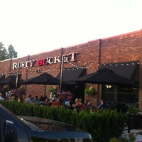 Photo taken at Rusty Bucket by Chris H. on 6/30/2012