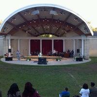 Photo taken at Warren Community Amphitheatre by Nelson R. on 8/28/2011