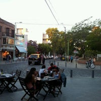 Photo taken at Bartok Bar by Diego B. on 1/26/2012