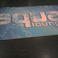 Photo taken at Aqua Lounge by Missty 1. on 7/27/2011