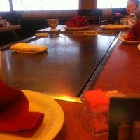 Photo taken at Ginza Japanese Steak House by Dwayne K. on 3/19/2011