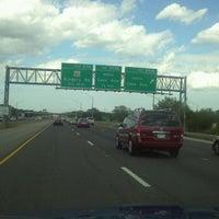 "Photo taken at Stevenson Expressway (I-55) by Ric ""DJ 4 LIFE"" R. on 6/1/2012"