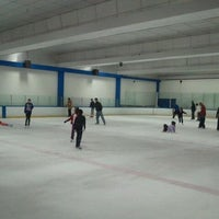 Photo taken at Ice Center by Brian P. on 1/27/2012