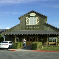Photo taken at Ponte Winery by Christian M. on 1/20/2012