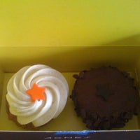 Photo taken at Agnes Cupcakes by Andrea M. on 10/8/2011