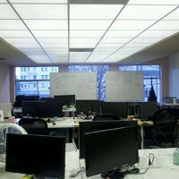 Photo taken at GREE Intl Temporary Office by Richard D. on 1/13/2012