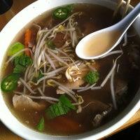 Photo taken at So Ba Vietnamese Restaurant by David G. on 11/19/2011