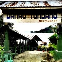 Photo taken at Danau Tondano by Ratna H. on 9/13/2012