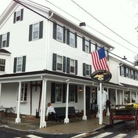 Photo taken at The Griswold Inn by Mark C. on 11/9/2011