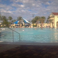 Photo taken at Parc Soleil: Pools and Waterslide by Tanya C. on 10/23/2011