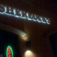 Photo taken at Sherlock's Baker St. Pub by Tameka W. on 10/30/2011