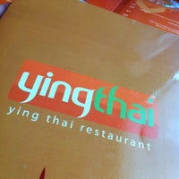Photo taken at Yingthai by Jay C. on 3/3/2011
