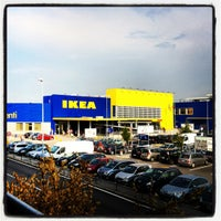 Photo taken at IKEA by Guendalina S. on 9/4/2012