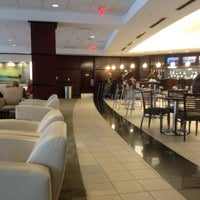 Photo taken at United Club - Terminal E by Greg C. on 2/16/2012