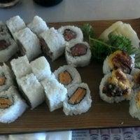 Photo taken at Fuji Sushi by Wesley B. on 7/17/2012