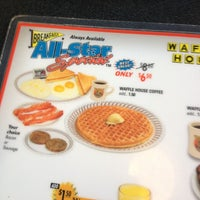 Photo taken at Waffle House by Josh S. on 8/12/2012