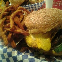 Photo taken at Charm City Burger Company by LD M. on 10/30/2011
