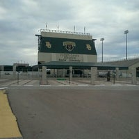Photo taken at Floyd Casey Stadium by eb s. on 12/11/2011