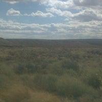 Photo taken at Painted Desert by Linda T. on 11/20/2011