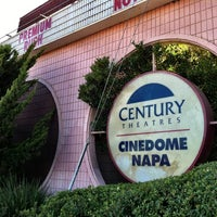 Photo taken at Century Napa Cinedome 8 by brandon on 8/25/2012