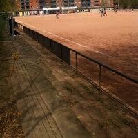 Photo taken at Altonaer Fussball Club von 1893 e.V. by J. Usota M. on 4/21/2012