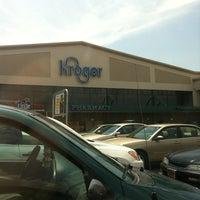 Photo taken at Kroger by Darren N. on 7/23/2011