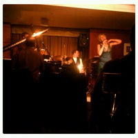 Photo taken at The Jazz Room at The Kitano by CSI Steve on 1/5/2012