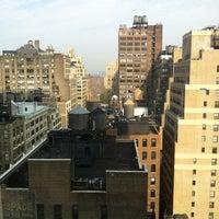 Photo taken at Hampton Inn Manhattan-Madison Square Garden Area by Paco S. on 8/3/2012